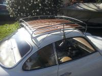 Refurbished roof rack
