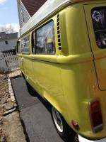 1974 Bali yellow Bus