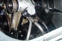 57 Oval engine 28,000 miles