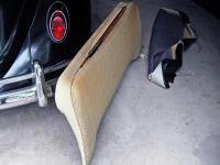 OG Upholstery 1963 euro beetle, L41 Black