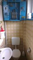 garage toilet