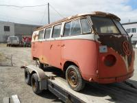 Very dry/straight 66 at VW Bobs repair in Idaho Falls