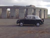 Thing at Stonehenge