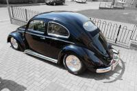black vw oval