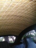 bamboo headliner in my 71 super