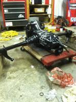 64 notch short axle swap