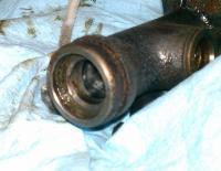 My 412 brake master cylinder