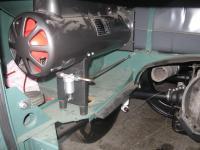 Eberspacher BN4 fuel line