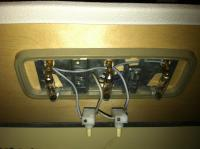Westy Dome Light Wiring