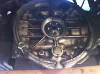 Behind Flywheel