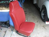 69 seat red