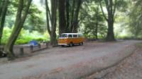 1971 Bus whilst camping