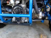 Pushrod tube protector project