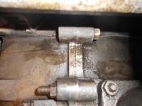 seam leak