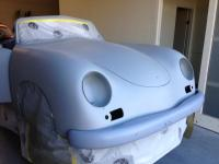 Progress on Continental Convertible