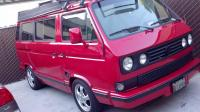 Family Fun Daily Driver Vanagon