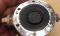 Faulty Mr Gasket fuel regulator