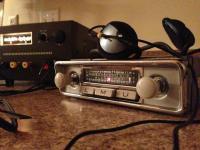 Blaupunkt Radio For My 1966 Beetle