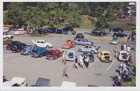 My Oval Parked With the DVKK VWs