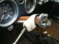 1959 Ghia steering shaft