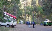 Klickatat River WA campout 2013