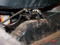 1977 standard beetle front seat mounts