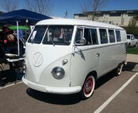 1958 Kombi Re-assembled