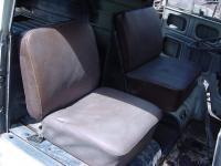 Shorty Panel Van