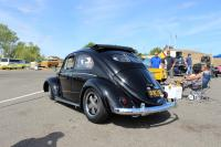 Black Split Beetle Ragtop
