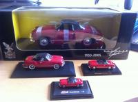 red / black ghia models