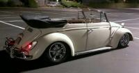 '64 Convertible bug STOLEN this morning from Baldwin Park, CA!