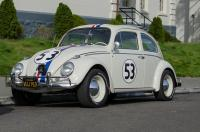 Hometown Herbie at Fort Baker.