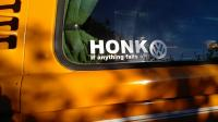 Honk if anything falls off