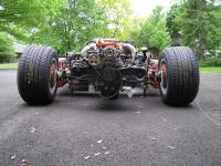 Coyote chassis