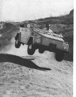 VW Thing Jump