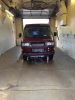 Syncro is out of the garage