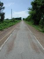 Route 66 Roadbed Miami, Oklahoma