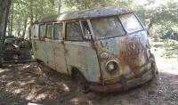 rusty sheds