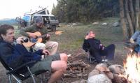 Taylor Park camping