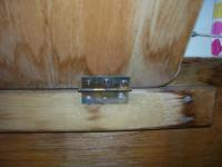 SO-42 Westfalia table hinges