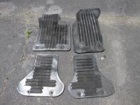 Audi A4 (B5) Rubber Floor Mats