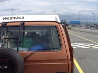 Made it to Pictou Ferry