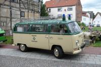 Mountain Rescue Bus