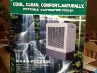 Evap air conditioner