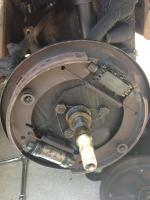 Leaky wheel cylinder