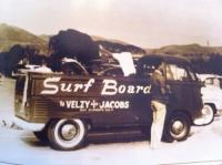 Surf Boards by Velzy and Jacobs San Clemente, Calif