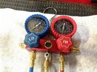 Redtek gauge hook up