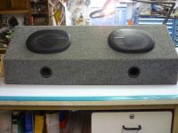 Custom Speaker Box