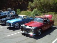 Vintage Volkswagen Tour of Monterey 2003