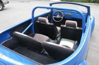 1964 custom convertible VW Beetle